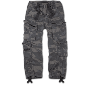 Pantaloni Brandit Pure Vintage, darkcamo imagine