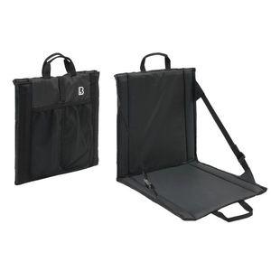 Brandit scaun pliabil, negru imagine