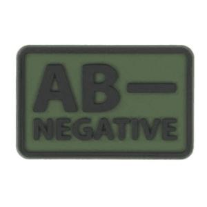 Helikon-Tex 3D PVC Petic AB- Negative, set 2 buc., olive green imagine