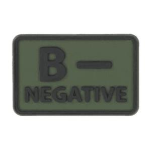 Helikon-Tex 3D PVC Petic B- Negative, set 2 buc., olive green imagine