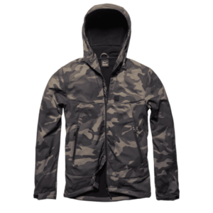 Vintage Industries Alford Softshell geacă, darkcamo imagine