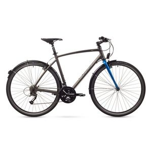 Bicicleta de oras Romet MISTRAL CITY Gri 2016 imagine