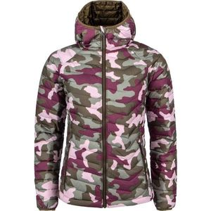 Columbia POWDER LITE HOODED JACKET L - Geacă de damă imagine