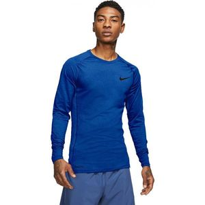 Nike NP TOP LS TIGHT M - Tricou mânecă lungă bărbați imagine