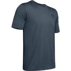 Under Armour SPORTSTYLE LEFT CHEST SS - Tricou bărbați imagine