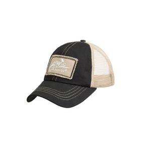 Helikon Trucker logo șapcă, negru imagine