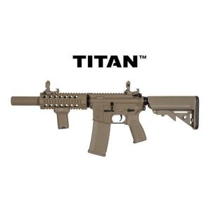 RRA SA-E11 EDGE - TITAN V2 - CUSTOM CARBINE - FULL-TAN imagine