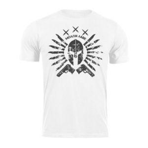 WARAGOD tricou Ares, alb 160g/m2 imagine