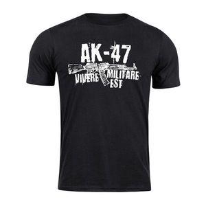 WARAGOD tricou Seneca AK-47, negru 160g/m2 imagine