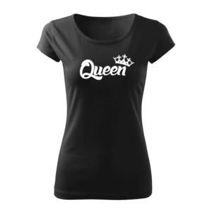 WARAGOD tricou de damă queen, negru 150g/m2 imagine