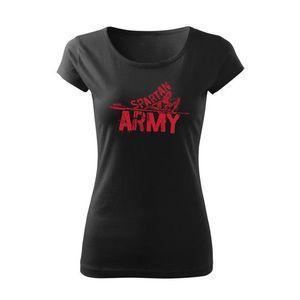 WARAGOD tricou de damă RedNabis, negru 150g/m2 imagine
