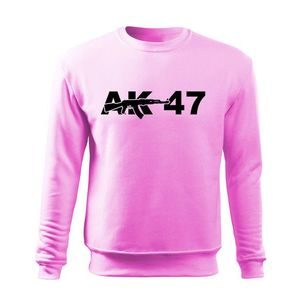 WARAGOD Hanorac copii AK47, roz imagine