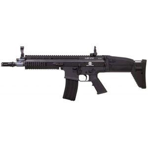 FN SCAR - BLACK - AEG - ABS imagine