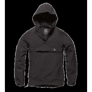 Jachetă de tranziție Vintage Industries Shooter Anorak, neagră imagine