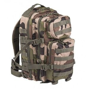 Mil-Tec US Assault Small Rucsac CCE tarn, 20L imagine