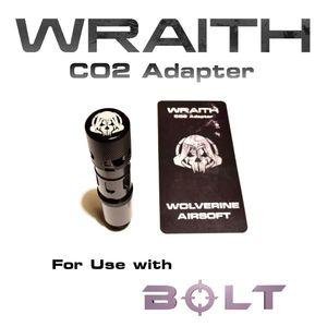 ADAPTOR CO2 - WRAITH imagine