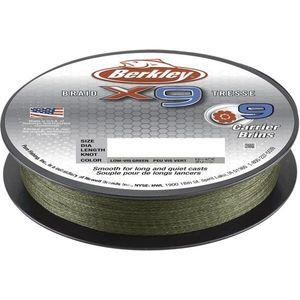 Fir textil X9 Low Vis verde 150m Berkley (Diametru fir: 0.10 mm) imagine