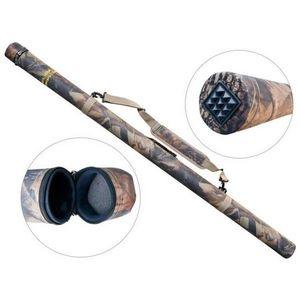 Tub camuflaj pentru undite si lansete 145cm d=75mm Baracuda imagine