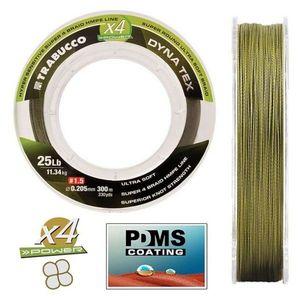 Fir X4 Power Moss Green, 300m Trabucco (Diametru fir: 0.43 mm) imagine