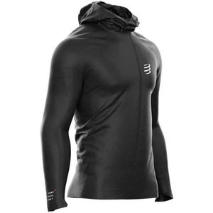 Compressport HURRICANE WATERPROOF 10/10 JACKET M - Geacă alergare bărbați imagine