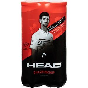 Head BIPACK CHAMPIONSHIP NS - Mingi de tenis imagine