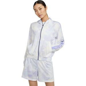 Nike NSW ICN CLSH JKT MESH AOP W XS - Geacă pentru femei imagine