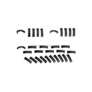TACTICAL INDEX CLIPS - BLACK imagine