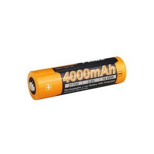 Baterie încărcabilă Fenix 21700 4000 mAh Li-Ion imagine