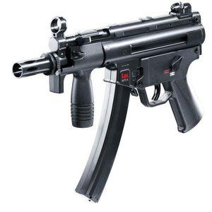 Arma Airsoft CO2 semiautomata Heckler & Koch MP5 K 6mm 30BB Umarex imagine