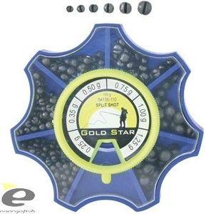 Set Plumbi Despicati G-1 110g Gold Star imagine
