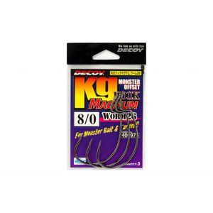 Carlige Offset Decoy Worm 26 Kg Magnum (Marime Carlige: Nr. 10/0) imagine