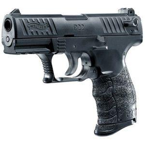 Pistol airsoft pe arc Walther P22 Q / 20 bb / 0, 5J Umarex imagine