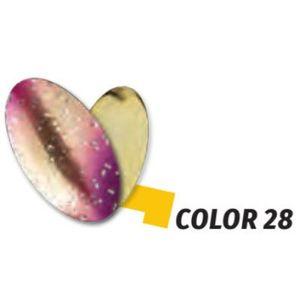 Oscilanta Herakles Zero 6, Culoare 28 - Golden Trout, 0.6 g imagine