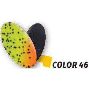 Oscilanta Herakles Zero 6, Culoare 46 - Eggs Black, 0.6 g imagine