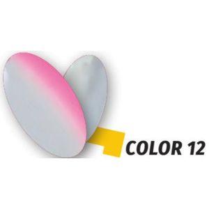 Oscilanta Herakles Leaf, Culoare 12 - White Pink, 0.9 g imagine