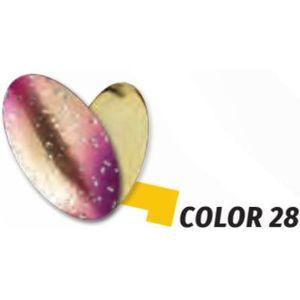 Oscilanta Herakles Leaf, Culoare 28 - Golden Trout, 0.9 g imagine