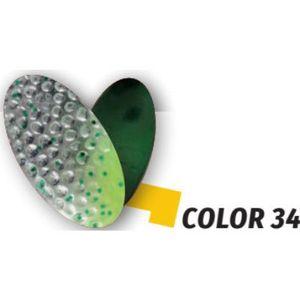 Oscilanta Herakles Leaf, Culoare 34 - Chartreuse Impact, 0.9 g imagine