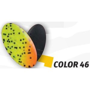 Oscilanta Herakles Leaf, Culoare 46 - Eggs Black, 0.9 g imagine