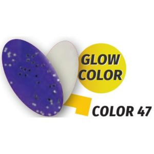 Oscilanta Herakles Leaf, Culoare Glow 47 - Viola Glow, 0.9 g imagine