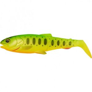 Naluca Savage Gear Craft Cannibal Paddletail, Fire Tiger, 8.5cm, 7g, 4bc imagine
