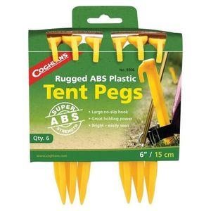 Cuie pentru cort 15cm din plastic ABS Coghlans imagine