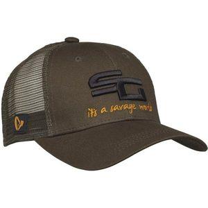 Sapca Savage Gear SG Olive Green imagine