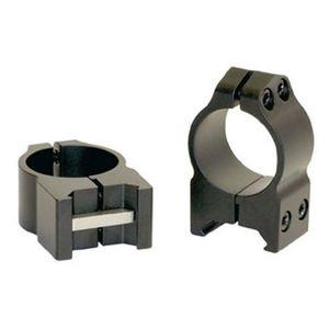 Set inele prindere luneta 30mm obiectiv 36-42mm Warne imagine
