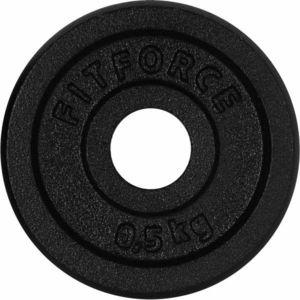 Fitforce PLB 0, 5KG 25MM 0, 5 KG - Disc de greutate imagine