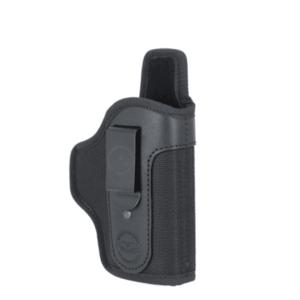 """Falco Smith IWB toc nailon pentru purtare în interiorul pantalonilor Colt Detective small frame 2"""", negru drept imagine"""