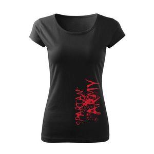 WARAGOD tricou de damă camuflaj spartan army, 150g/m2 imagine