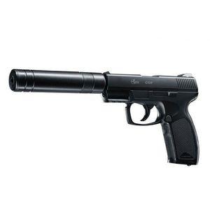 Pistol airsoft CO2 COP SK cu amortizor / 15 bb / 2J Umarex imagine