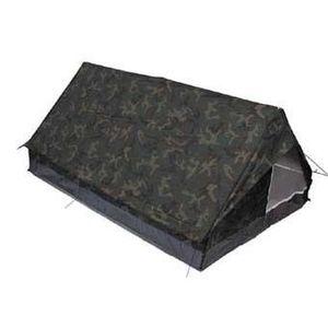Cort MFH minipack, 2 persoane, woodland 213x137x97cm imagine