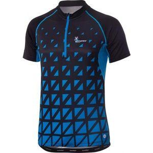 Klimatex DELMAR albastru L - Tricou ciclism bărbați imagine