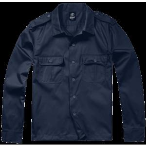 Brandit US cămașă cu mânecă lungă, navy imagine